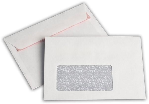 Briefumschläge Haftstreifen m. F. chlorfrei FSC 114x162 mm C6