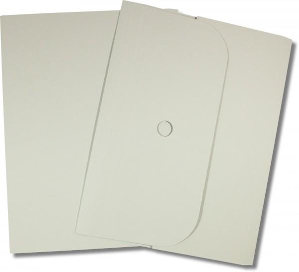 Ordo Forte o. F. Grau chlorfrei 220x310 mm OR 320g/qm