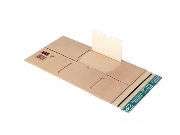 Universal-Verpackung PREMIUM 480x323x -105 braun