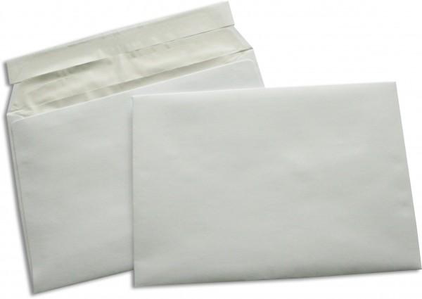 Briefumschläge Seidenfutter Haftstreifen Weiss chlorfrei 162x229 mm C6 100g/qm