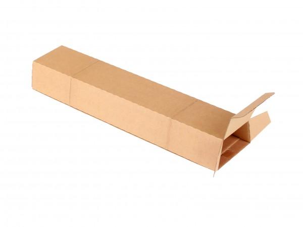 Trapez-Versandverpackung PREMIUM EXTRA 710x 115/60 x80 aus Wellpappe braun