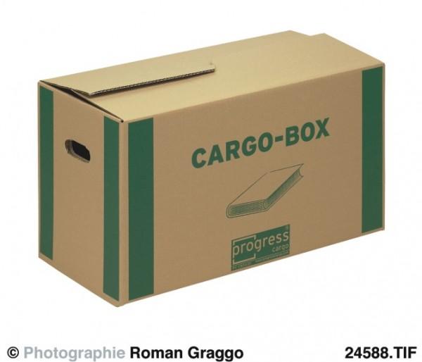 Transport-Umzugskarton ECO 585x300x350 braun