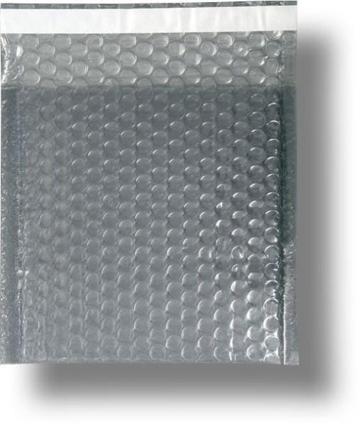 Metallic Bubble Bags Haftstreifen lichtdurchlässig Luftpolster 170x245 mm
