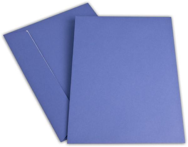 """Briefumschläge Haftstreifen """"Office Color"""" o. F. Violett 229x324 mm C4 100g/qm"""
