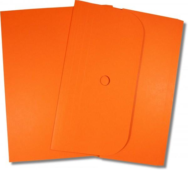 Ordo Forte o. F. Orange chlorfrei 220x310 mm OR 320g/qm