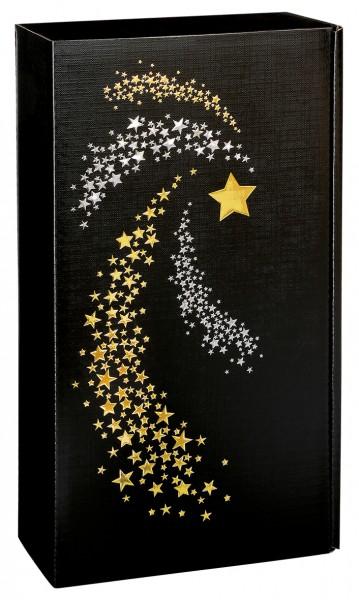 Präsentkarton Sternentanz für 0,75l Flaschen