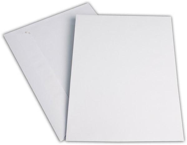 Briefumschläge Haftstreifen o. F. Weiss chlorfrei FSC 229x324 mm C4 120 g/qm
